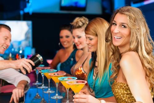 Cocktailbar voor prive feesten