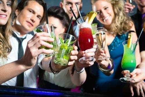 Vragen over cocktailcatering