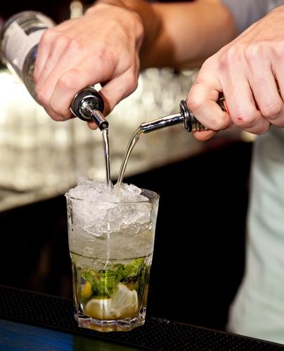 Cocktails op uw beurs of congres stand