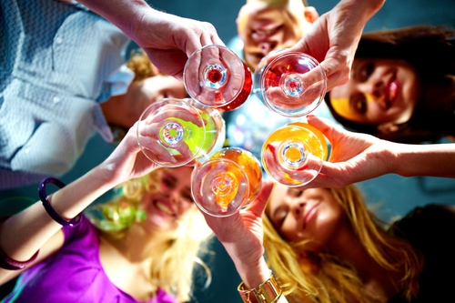 De Molotov cocktails kaart - met de lekkerste cocktails voor uw evenement!