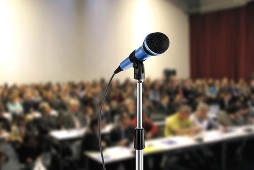 Wafel catering op congressen