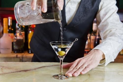 Werkwijze cocktail catering