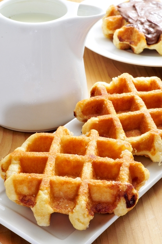 Belgian Waffles at events